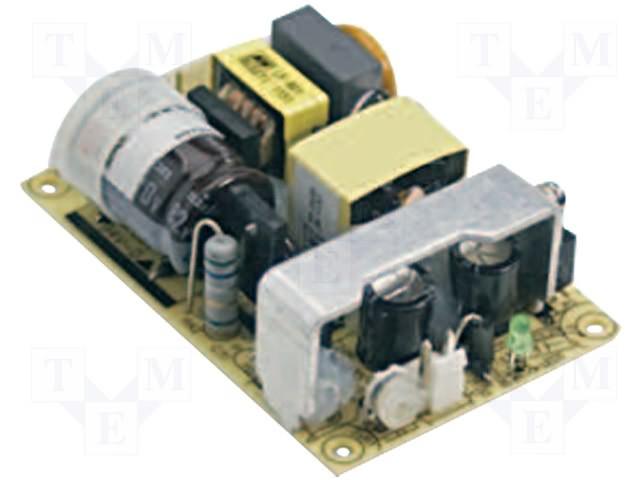 cumpără MEAN WELL EPS-35-24 - Alimentator: pulsatoriu; 36W; 24VDC; 1,5A; Ieşiri:1; 120÷370VDC