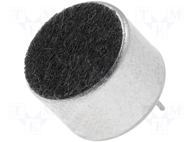 cumpără LOUDITY LD-MC-0905P - Microfon; Dimensiuni ext: Ø9,7x5,2mm; 2,2kΩ; 0,8mA; 1,5÷10V