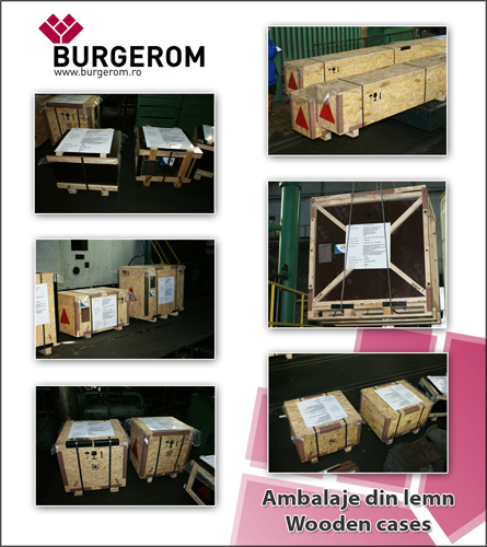 cumpără Ambalaj din lemn