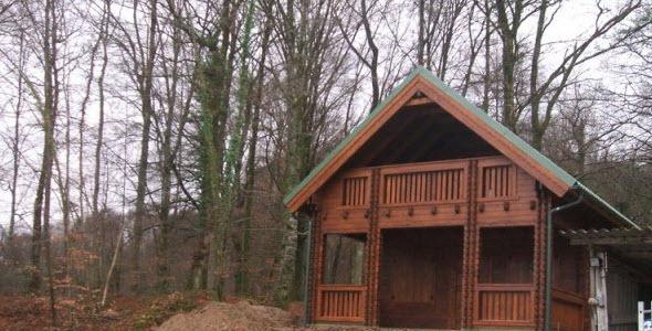 cumpără Casa din lemn