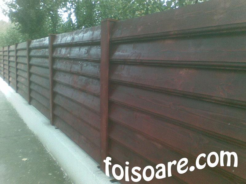 cumpără Garduri lemn