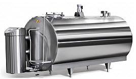 cumpără Tanc de racire lapte tip orizontal 1000L-14000L