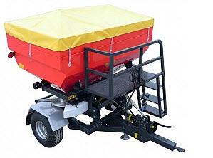 cumpără Fertilizator-Masina de fertilizat 2500 l tractata