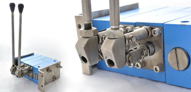 cumpără Distribuitor hidraulic tip62