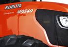 cumpără Tractor Kubota-m9540-2-f479