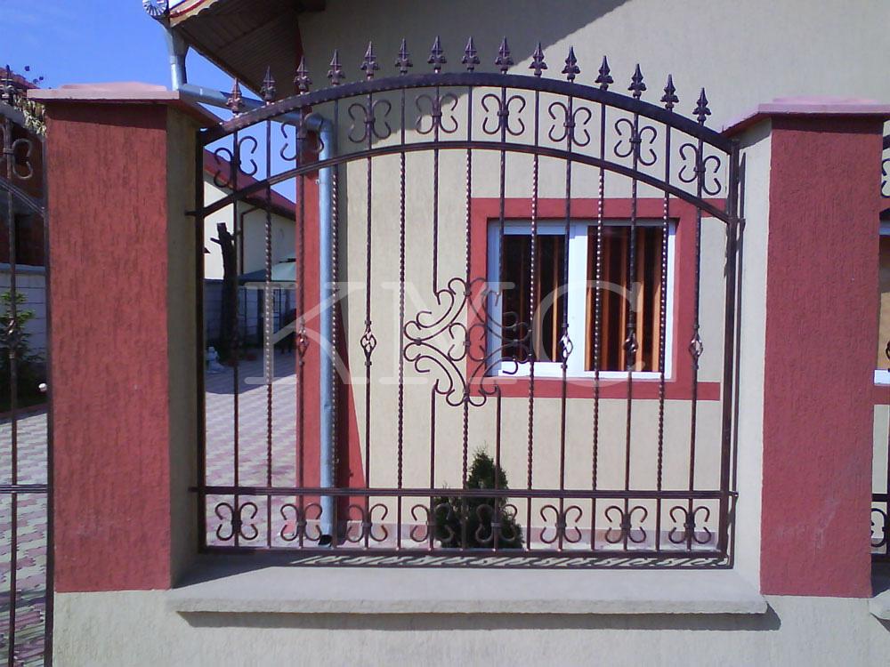 cumpără Panouri gard fier forjat