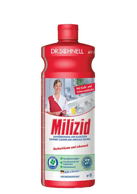 cumpără MILIZID, DR SCHNELL - SOLUTIE SANITARA & SOLVENT ANTICALCAR