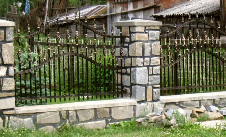 cumpără Garduri din fier forjat