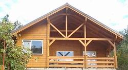 cumpără Case din lemn masiv
