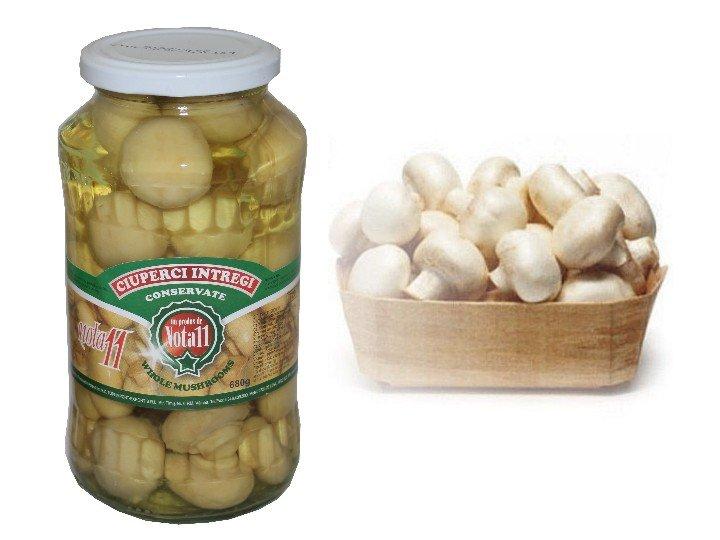 cumpără Conserve ciuperci