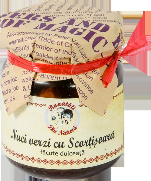cumpără Dulceata de Nuci cu Scortisoara