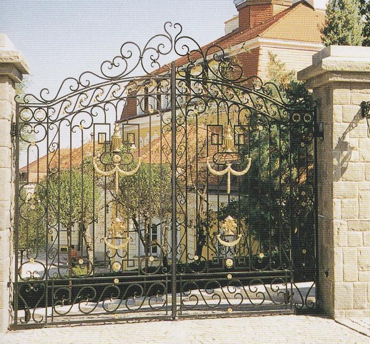 cumpără Poarta fier forjat Budapest