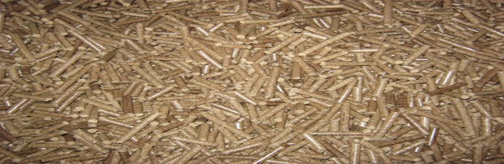 Peleti din lemn 6 mm