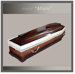 cumpără Sicriu Milano