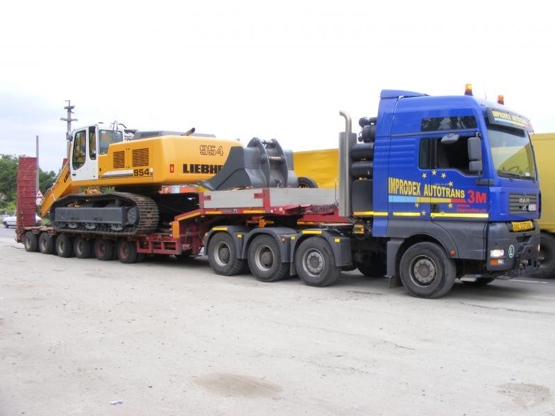 cumpără Transport agabaritic utilaje agricole si pentru constructii