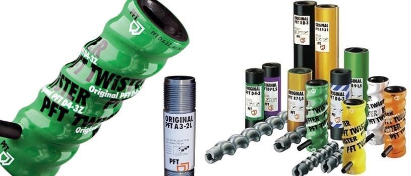 cumpără Sistem stator-rotor pentru pompele de tencuit si pompele de sapa