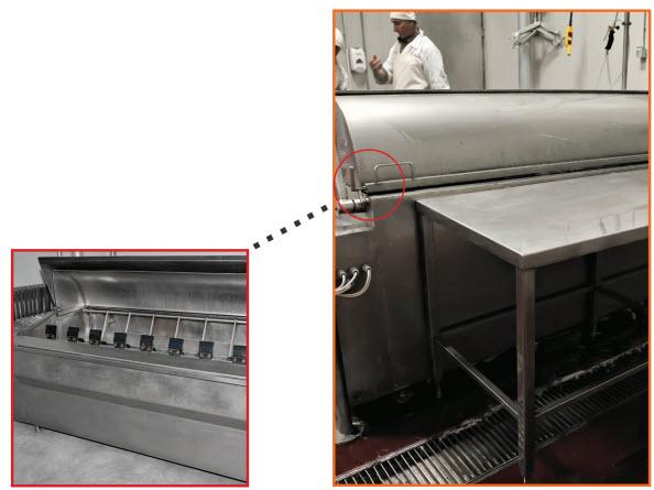cumpără Depilator/Oparitor Porcine U-781-0