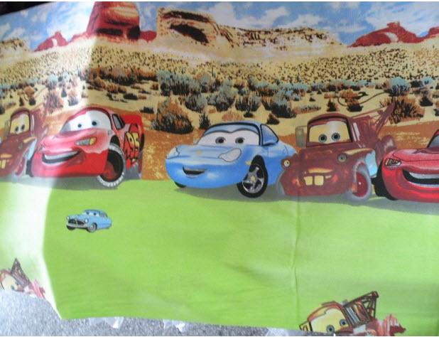 cumpără Bumbac imprimat - lenjerie de pat pentru copii
