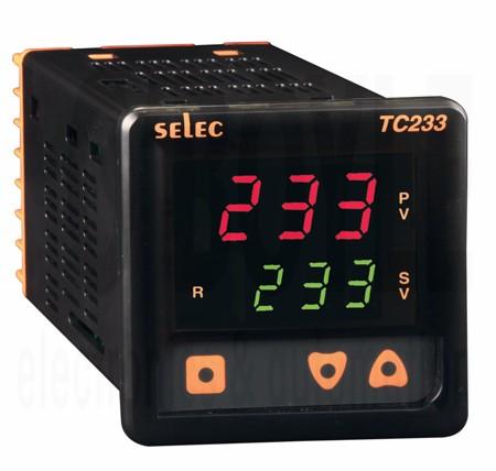 cumpără Controler temperatura cu PID, Un singur afisaj, 3 digiti, 7 segmente, o singura valoare de referinta, panou