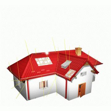 cumpără Tigla metalica casa