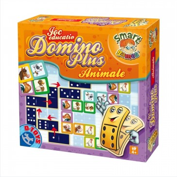 DOMINO GAME ANIMALE