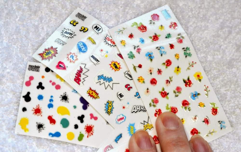 cumpără Stickere / tatuaj unghii