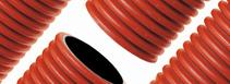 cumpără Tub ondulat cu dublu MATERIAL PLASTIC