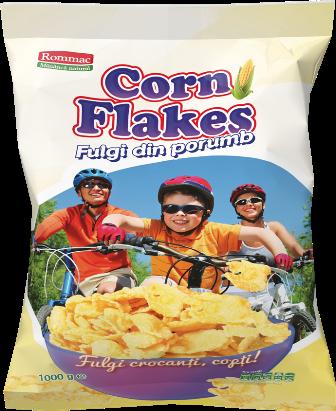 cumpără Fulgi de porumb Cornflakes/ Rommac