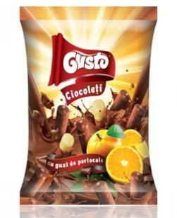 cumpără Pufuleti cu ciocolata Gusto