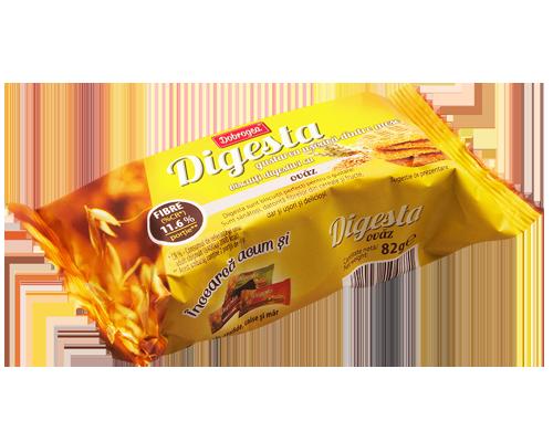 cumpără Biscuiti Digesta cu Ovaz - Dobrogea
