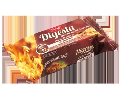 cumpără Biscuiti Digesta cu Scortisoara - Dobrogea