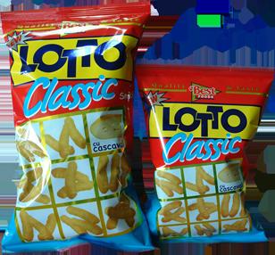 cumpără Snacks-uri Lotto Classic