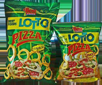 cumpără Snack Lotto Pizza