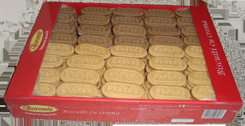 cumpără Biscuiti Paltinis cu crema