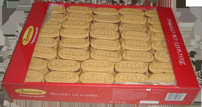 cumpără Biscuiti cu crema Divertis la cutie