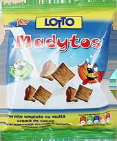 cumpără Pernite umplute cu ciocolata Madytos