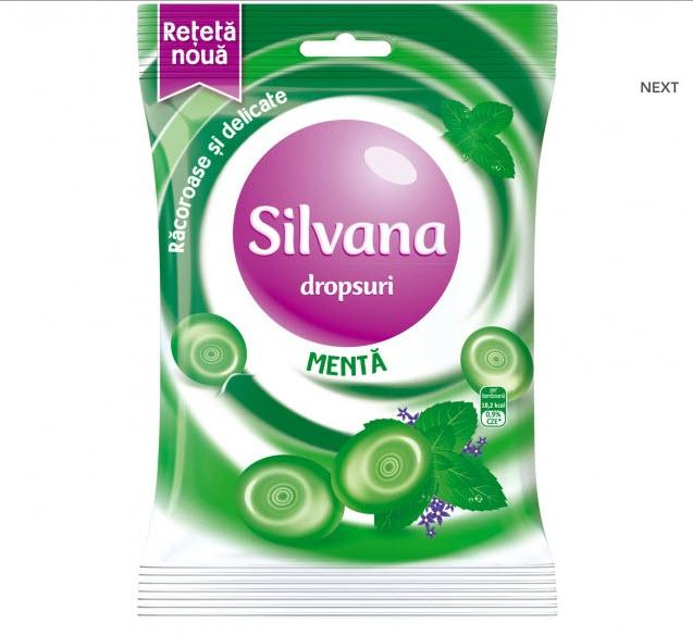 cumpără Bomboane dropsuri Silvana
