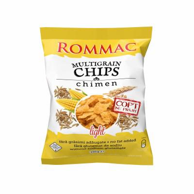 cumpără Chipsuri din cereale Multigrain Chips/ Rommac
