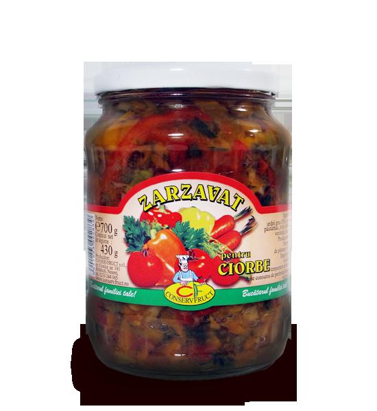 cumpără Zarzavat pentru ciorbe si supe - Conservfruct