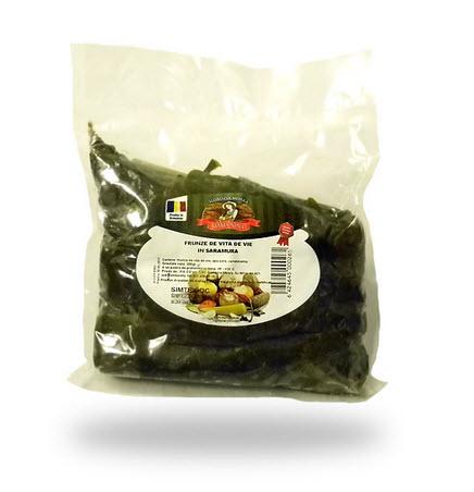 cumpără Frunze de vita de vie in saramura