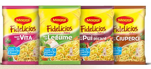cumpără Preparat instant Maggi Fidelicios diverse sortimente