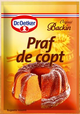 cumpără Praf de copt Dr. Oetker