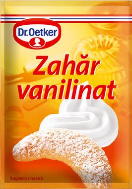 cumpără Zahar vanilat Dr. Oetker