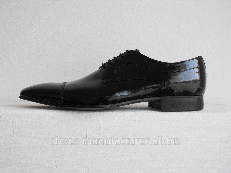 Pantofi din piele pentru barbati - Model 3718
