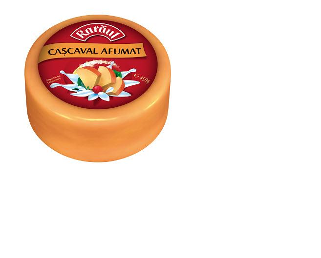 cumpără Cascaval Raraul afumat