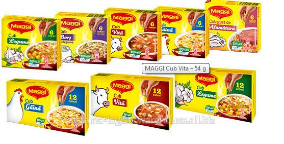 cumpără Maggi cuburi diverse sortimente
