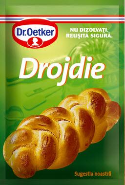 cumpără Drojdie - Dr. Oetker