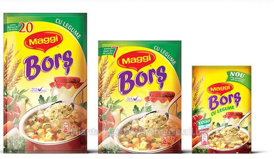 cumpără Maggi Bors diverse sortimente