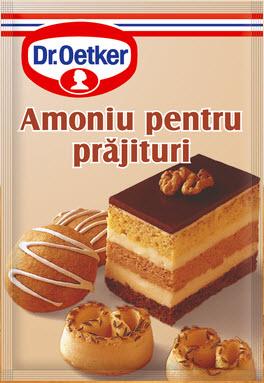 cumpără Amoniu pentru prajituri- Dr. Oetker