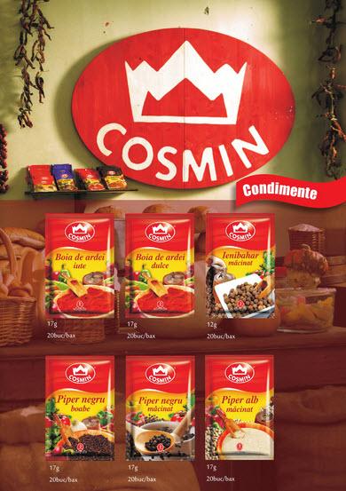 cumpără Condimente Cosmin diverse sortimente